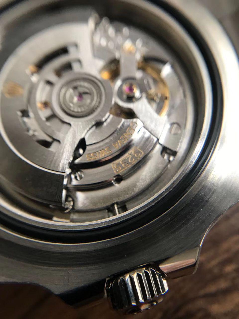 【视频评测N厂最新升级版43毫米单红鬼王】劳力士海使型系列m126600-0001腕表 / R269