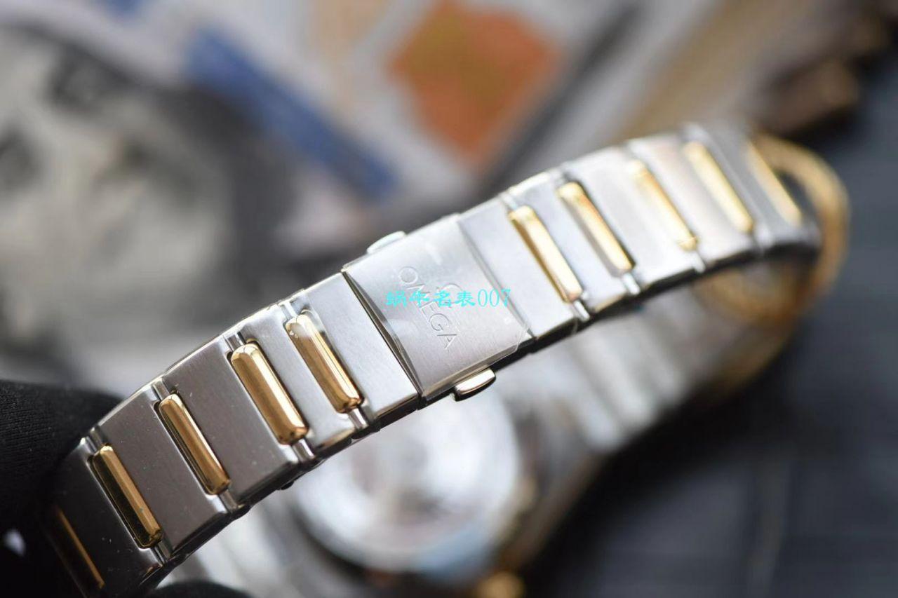 【3S抢先体验第五代29毫米】欧米茄星座系列131.15.29.20.52.001腕表 / M651
