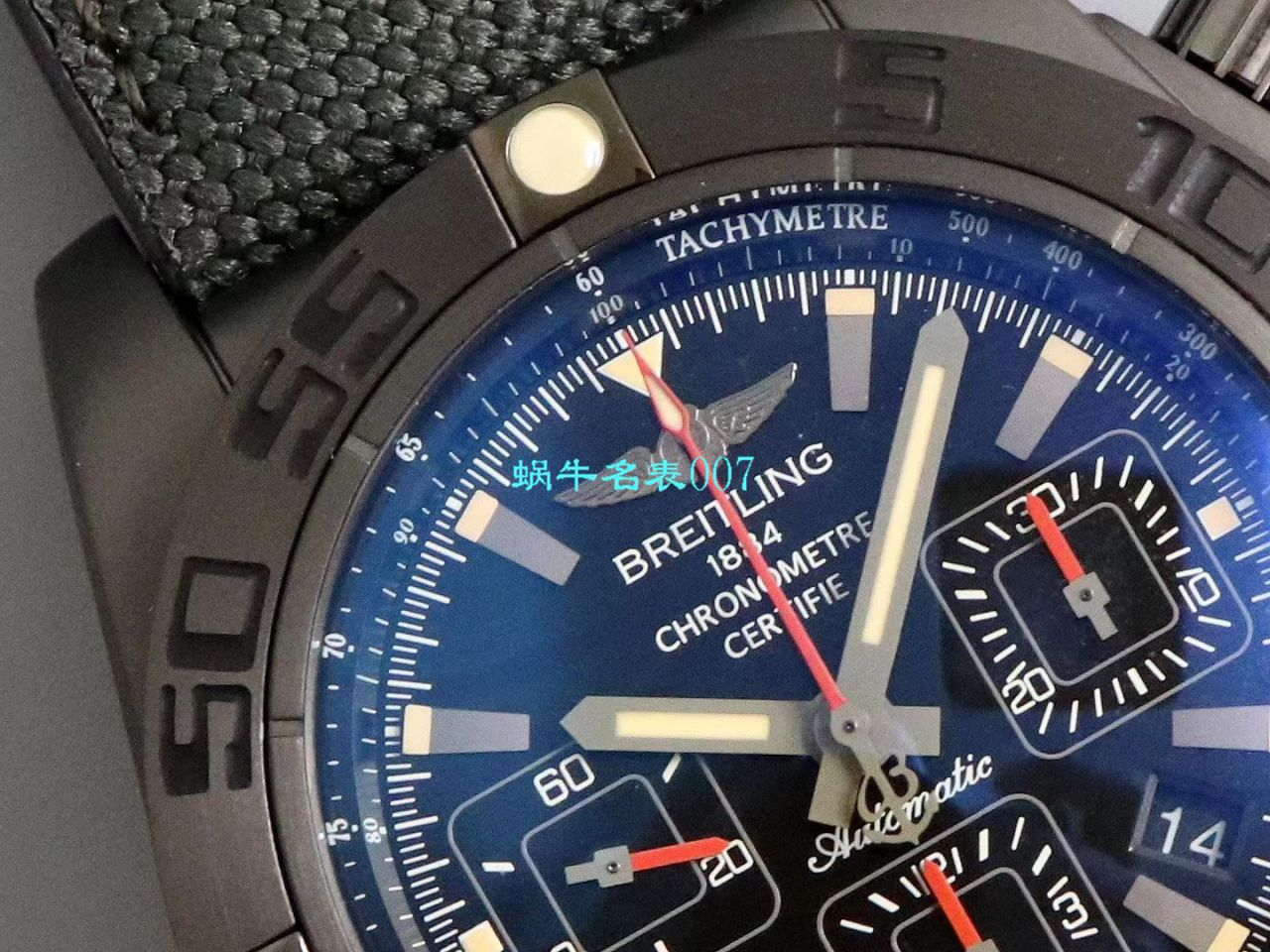【GF厂Breitling大黄蜂复刻手表】百年灵机械计时系列MB0111C3|I531|262S|M20DSA.2腕表 / BL112