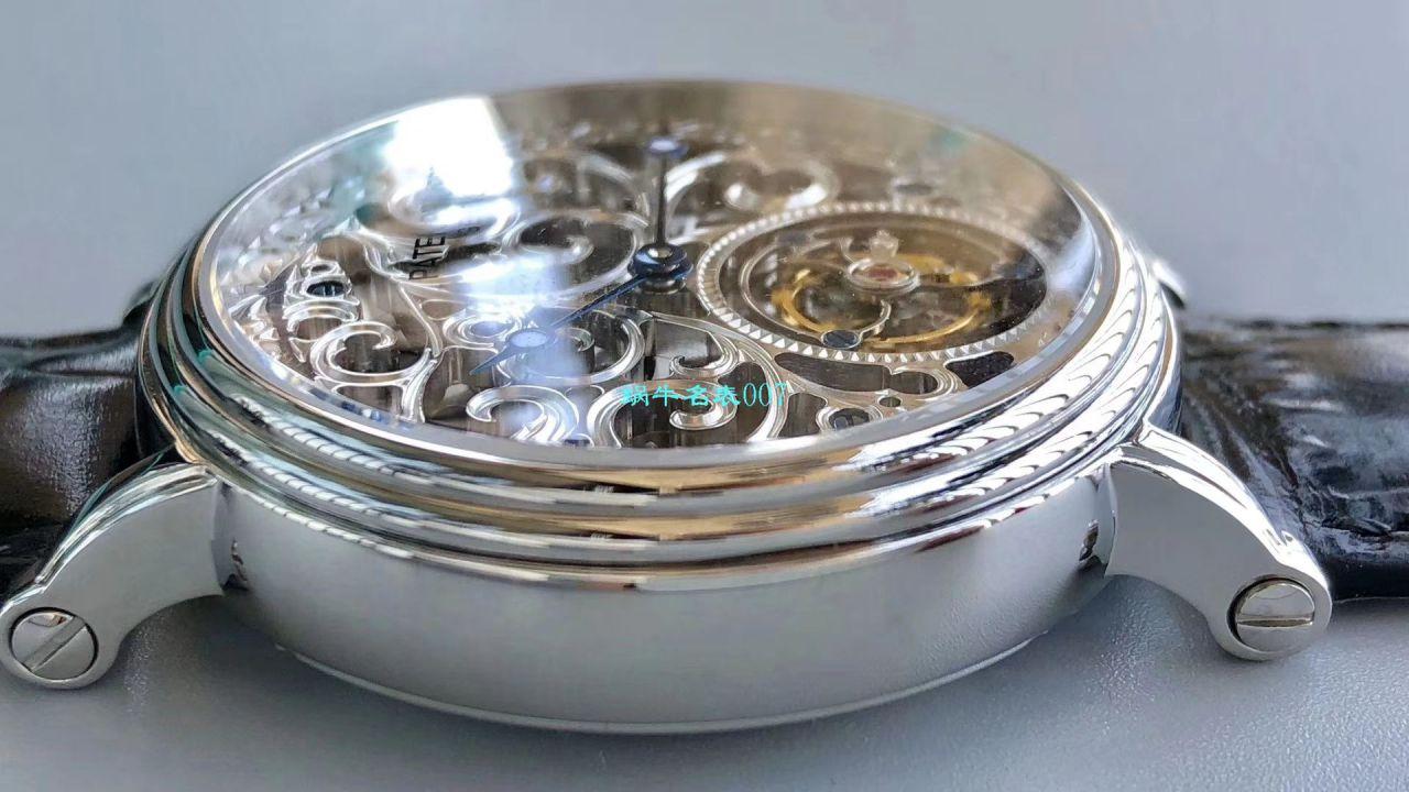 【小贵】少量来货,新品上市❗最新款 私人专属定制百达翡丽镂空陀飞轮手表 / BD256