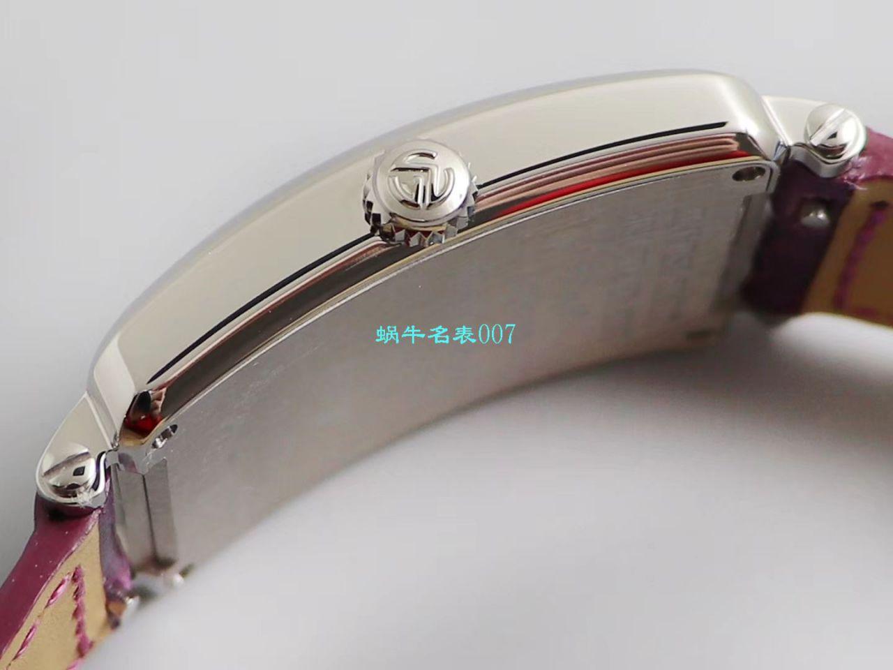 【台湾厂顶级复刻女表】法兰克穆勒长岛LONG ISLAND 系列952 QZ D腕表 / FL066
