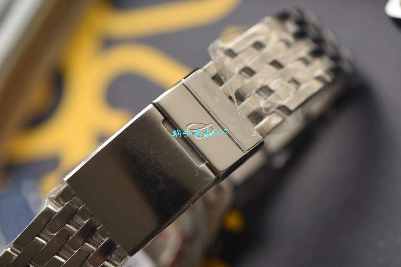 【视频评测】KOR厂出品复刻表,百年灵航空计时38mm 中性size U17325211G1A1男女均可佩戴 / BL128