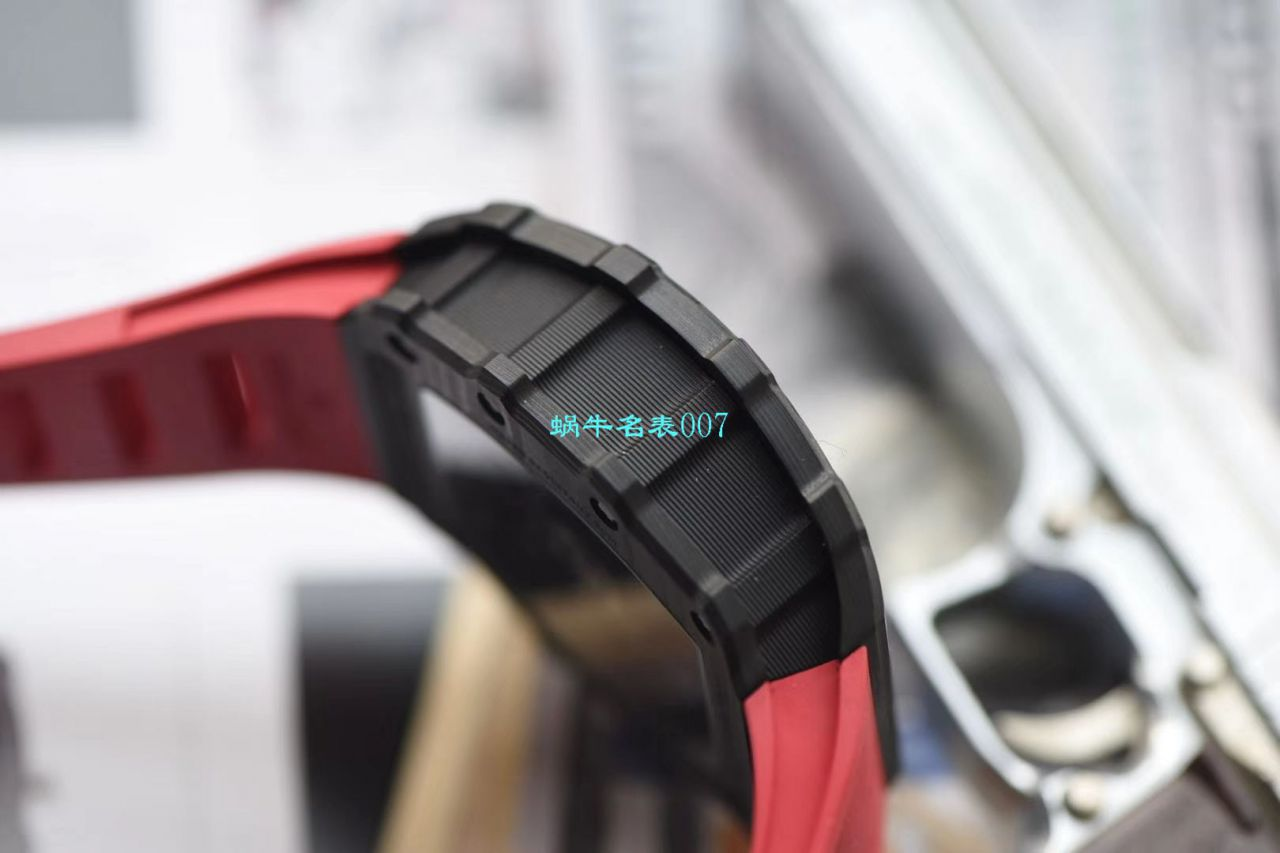 """【视频评测kv厂官网""""V3""""升级版 】RICHARD MILLE理查德米勒RM 35-02腕表 / KVRM3502V3"""