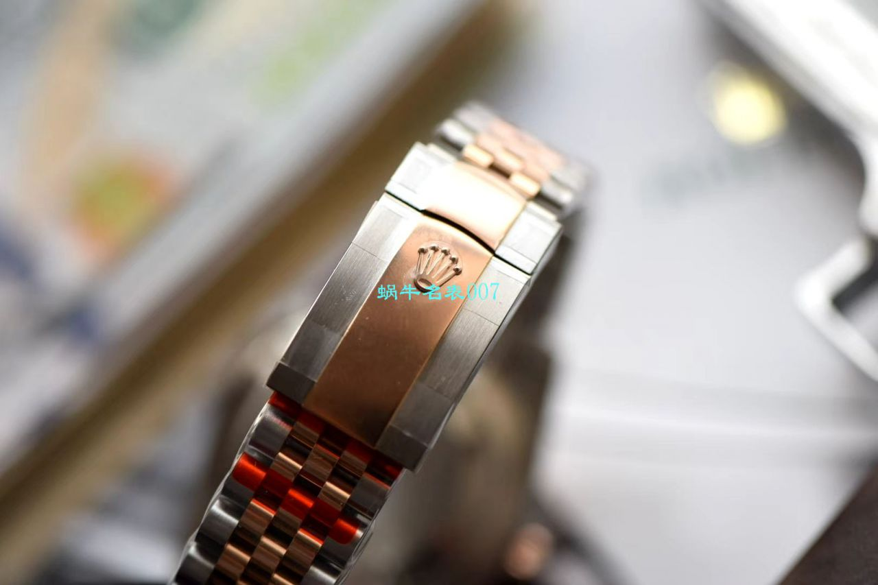 【DJ厂官网复刻手表】劳力士日志型系列m126334-0022,m126331-0016,m126333-0020腕表 / R522