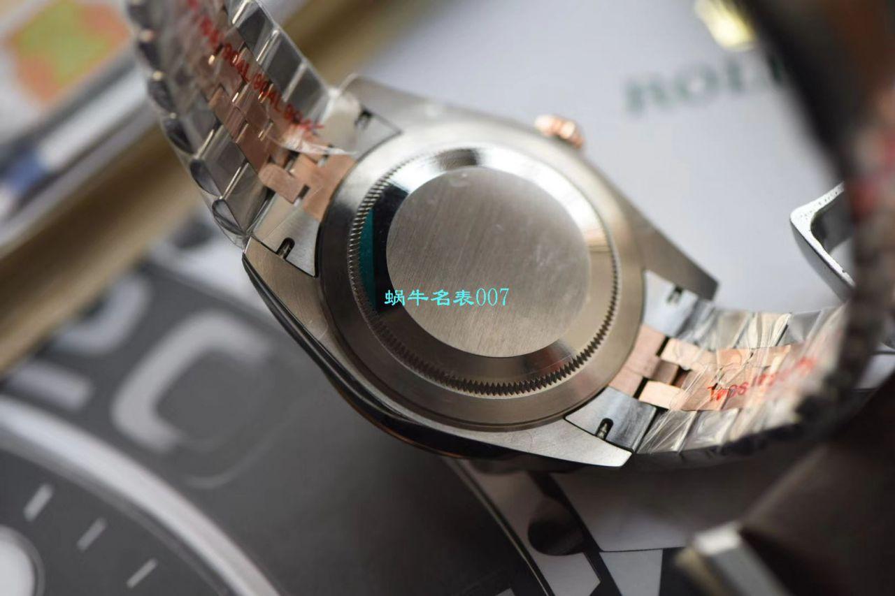 【DJ官网复刻手表】劳力士日志型系列m126334-0022,m126331-0016,m126333-0020腕表 / R522
