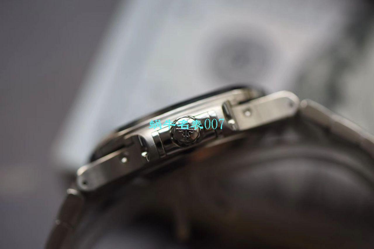【GR超A高仿手表】百达翡丽运动优雅系列5726/1A-001腕表(鹦鹉螺) / BD261