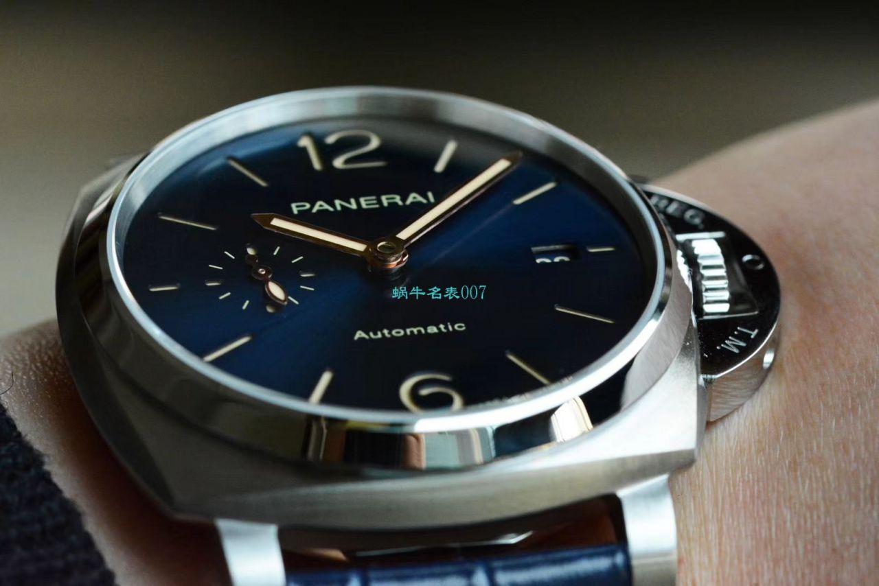 【VS厂超A精仿手表】沛纳海LUMINOR DUE系列PAM00927腕表 / VSPAM927