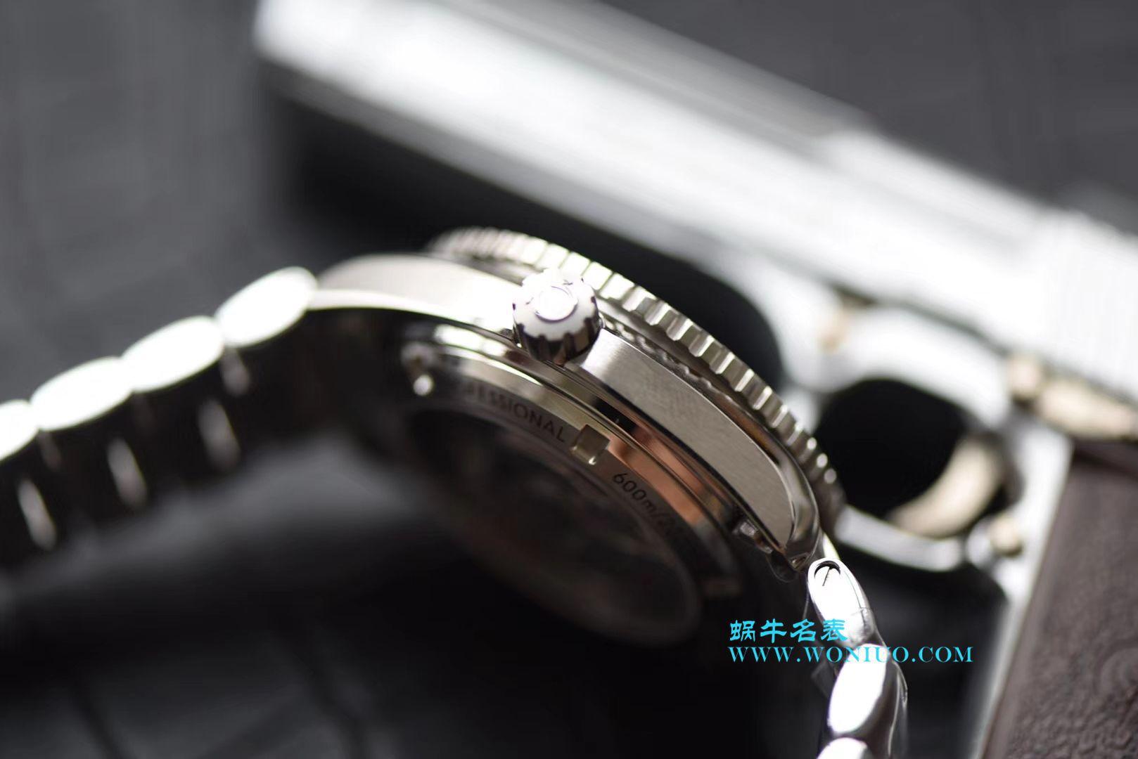 视频评测VS厂超A高仿手表欧米茄海洋宇宙600米45.5毫米232.30.46.21.01.003腕表 / M336VS