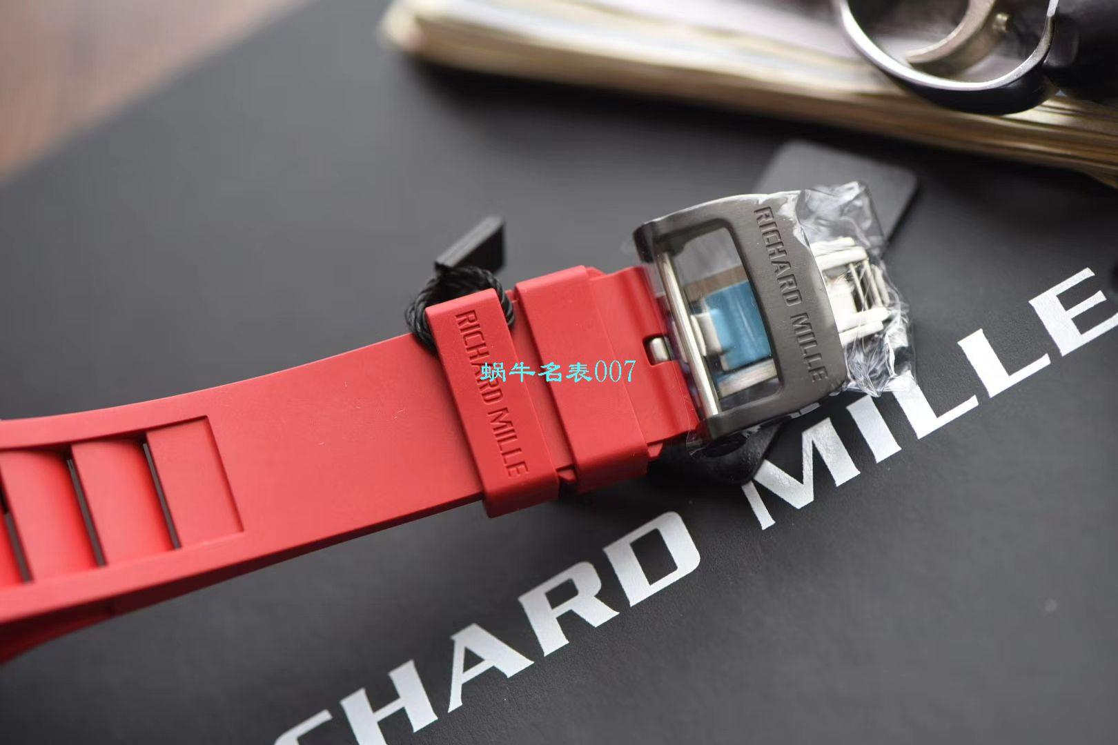 视频评测kv厂官网复刻手表RICHARD MILLE理查德米勒RM 011 / KV011RM