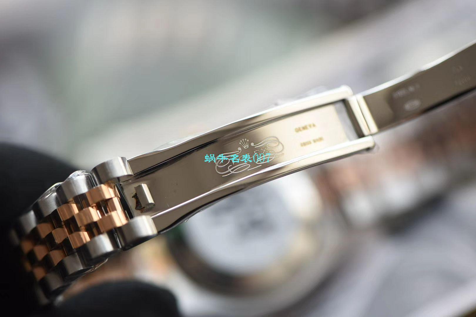 台湾厂顶级复刻劳力士女装日志型31毫米系列178271腕表 / R530