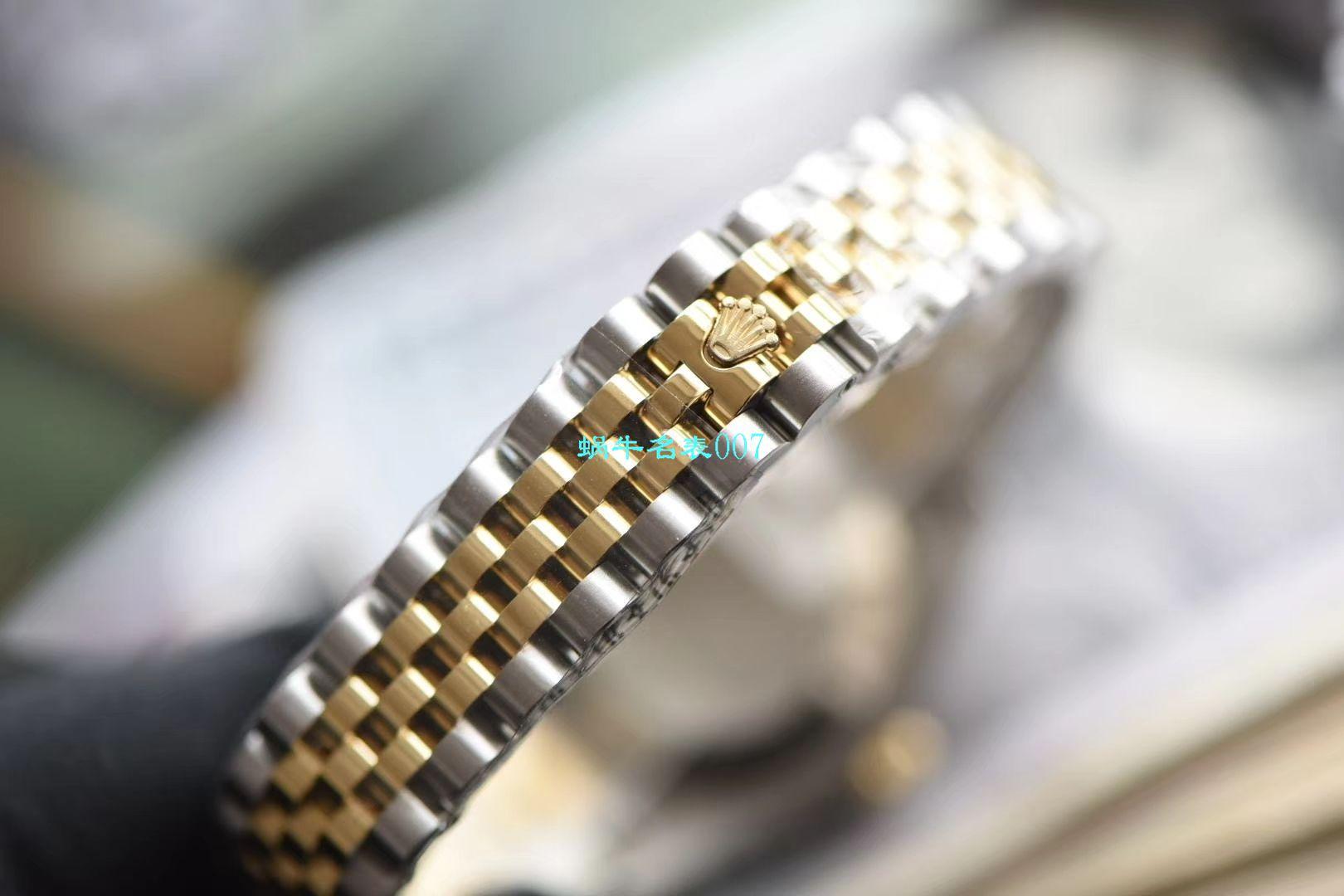 台湾超A精仿劳力士日志型31毫米女装系列m278273-0018腕表 / R531
