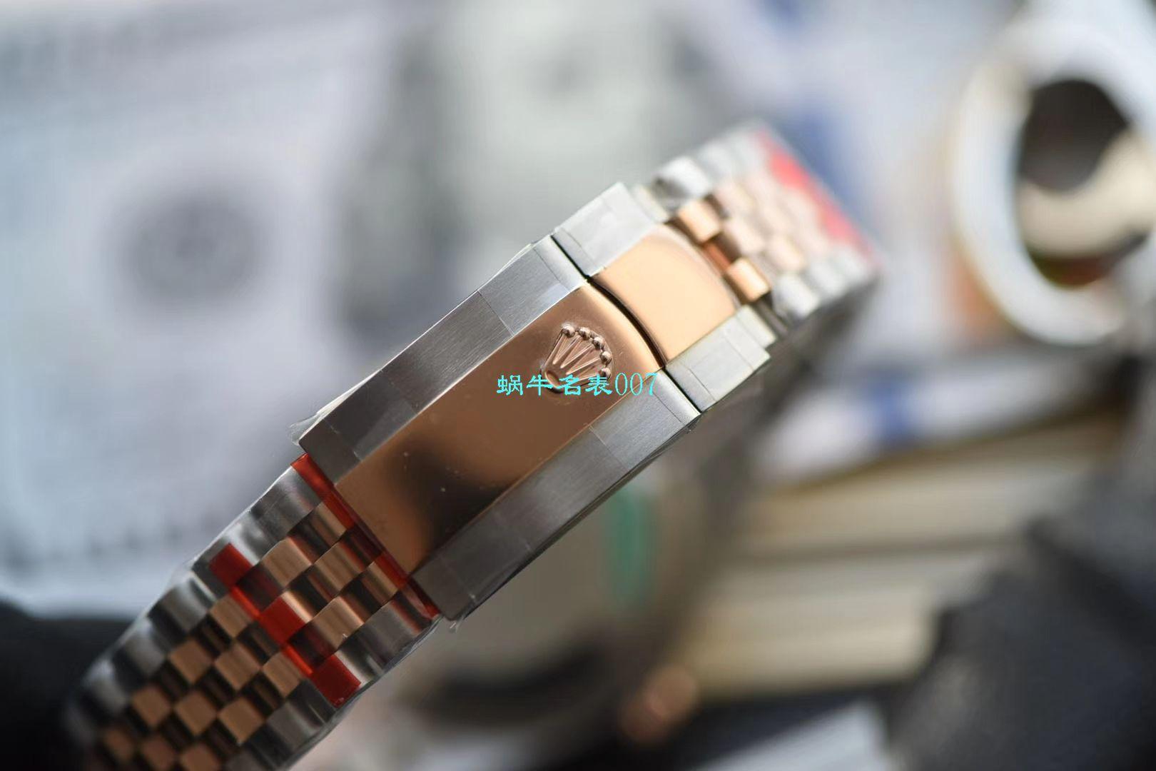台湾EW一比一高仿劳力士日志型36毫米系列m126231-0019腕表 / R532