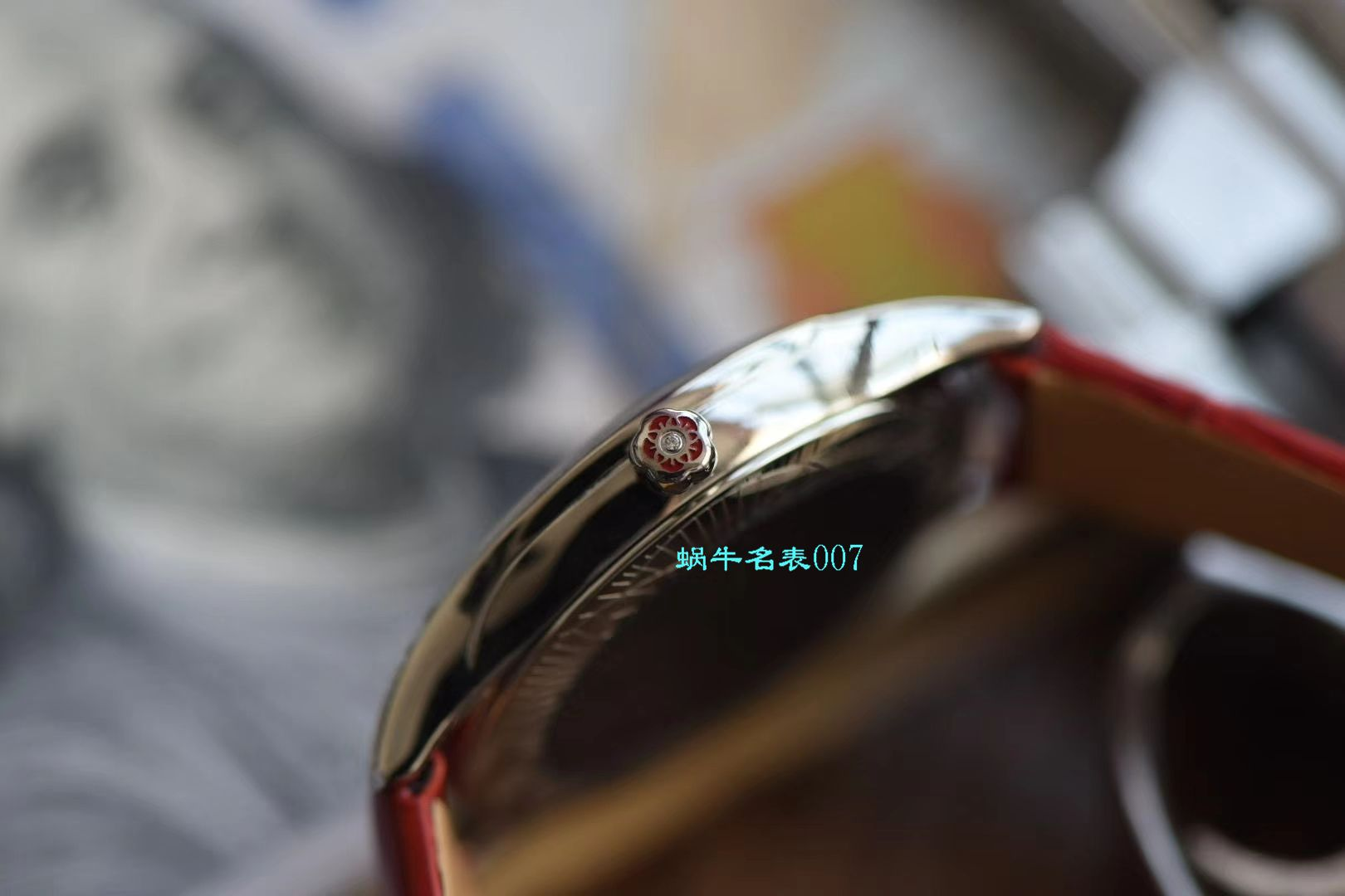 GP顶级复刻欧米茄碟飞名典系列428.17.36.60.04.001,428.18.36.60.04.002腕表 / M673