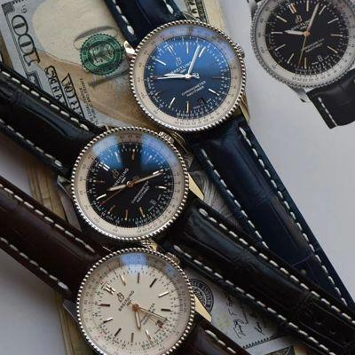 007独家定制版百年灵航空计时41系列A17326211B1P1,A17326211C1P3,A17326211G1P1腕表价格报价