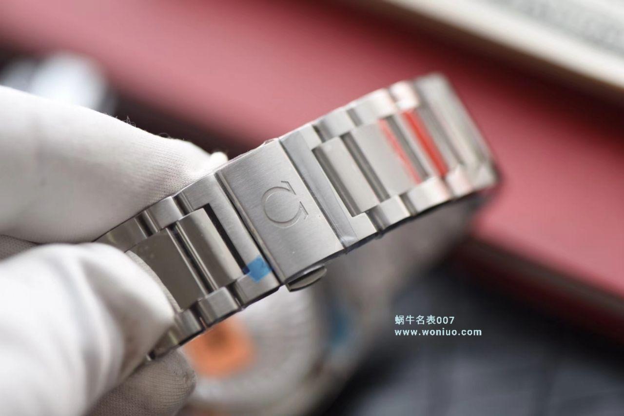 视频讲解VS厂欧米茄大黄蜂顶级精仿手表海马150米231.10.42.21.01.002腕表 / M327VS