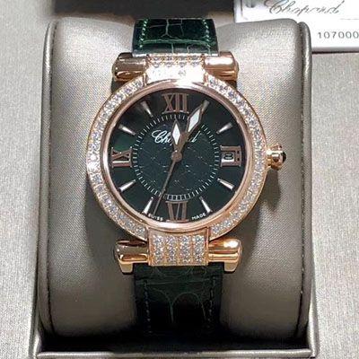 台湾厂顶级复刻女表萧邦IMPERIALE系列388532-6008腕表
