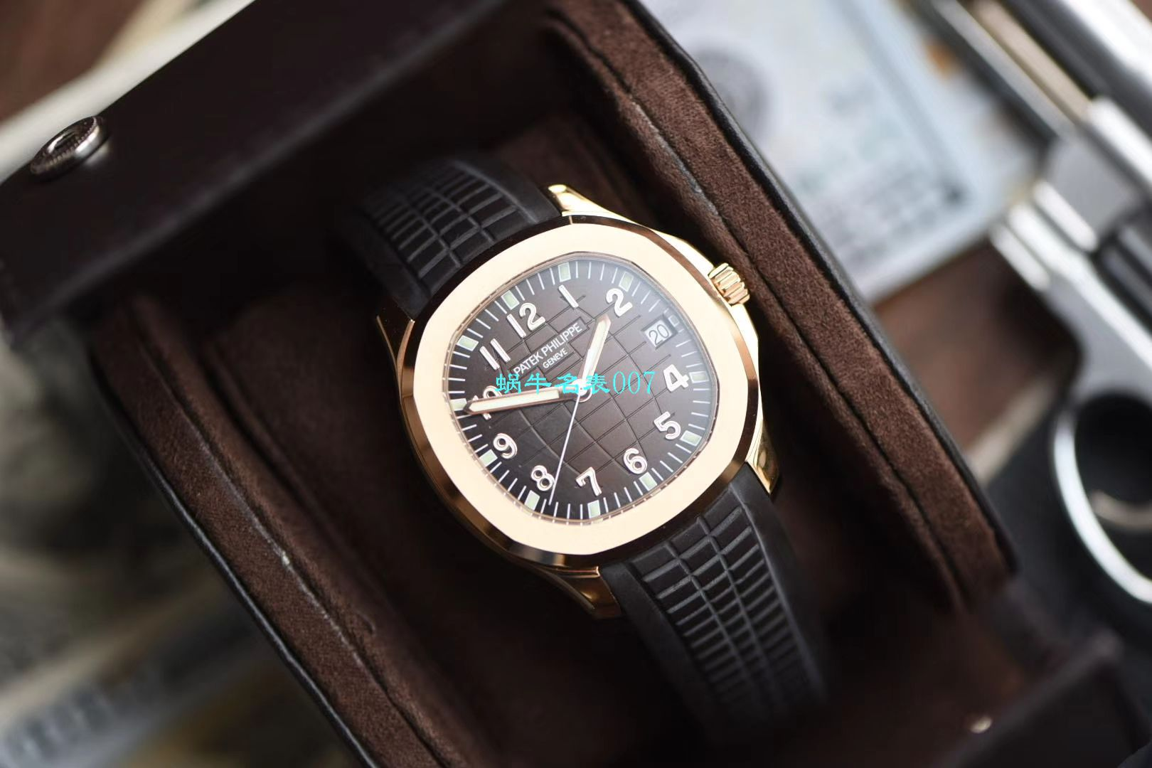 视频评测3K厂顶级复刻手表百达翡丽鹦鹉螺手雷一体机AQUANAUT系列5167R-001腕表 / BD271