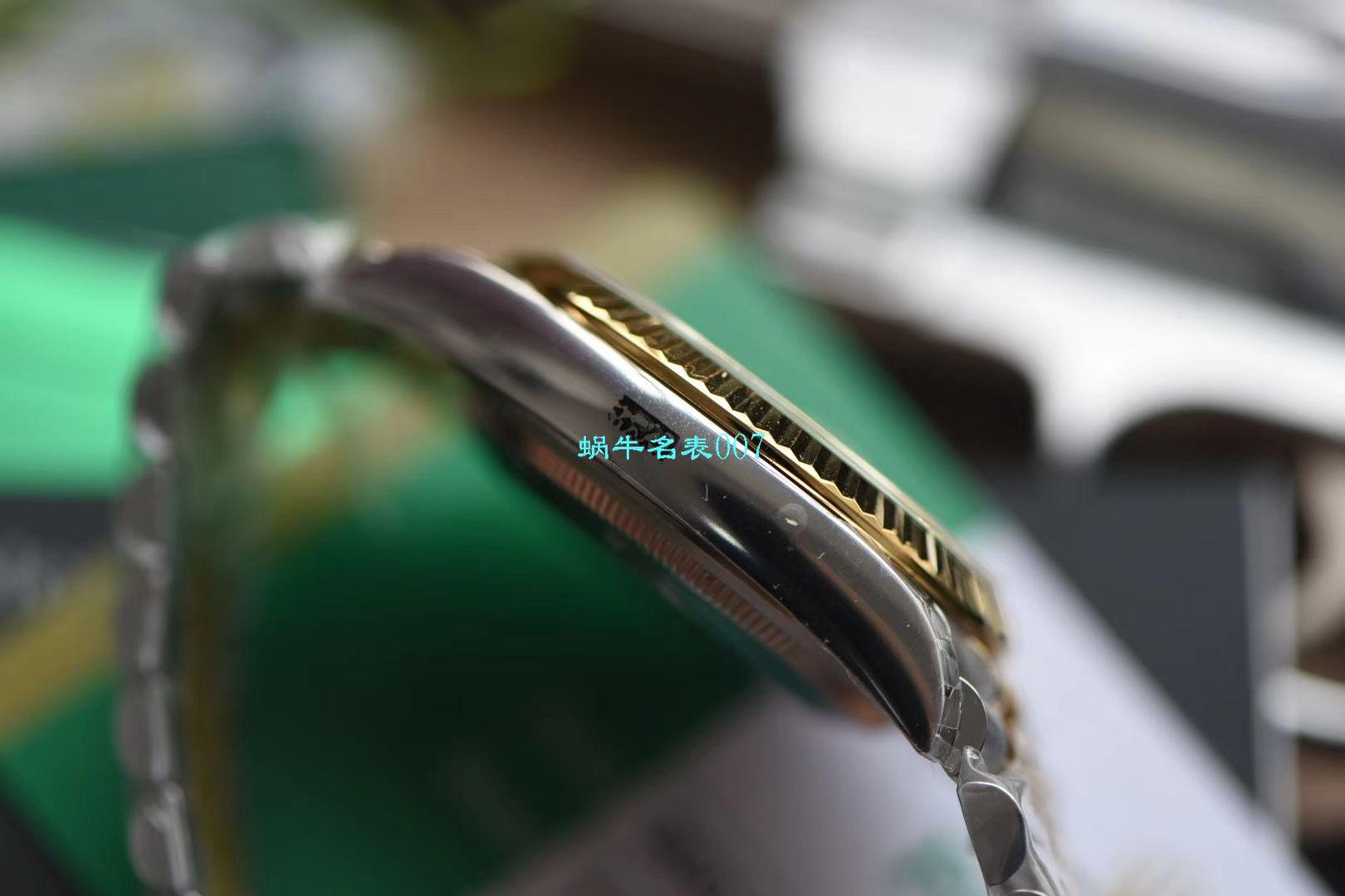 视频评测EW厂顶级复刻劳力士日志型36毫米m126233-0025腕表 / R356