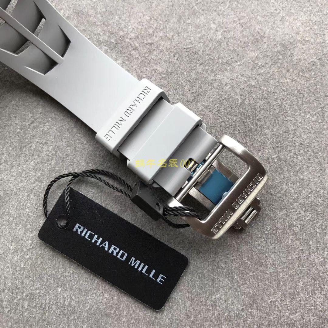 KV厂全新RICHARD MILLE复刻理查德米尔RM 11-03钛钢款腕表 / KV01103H