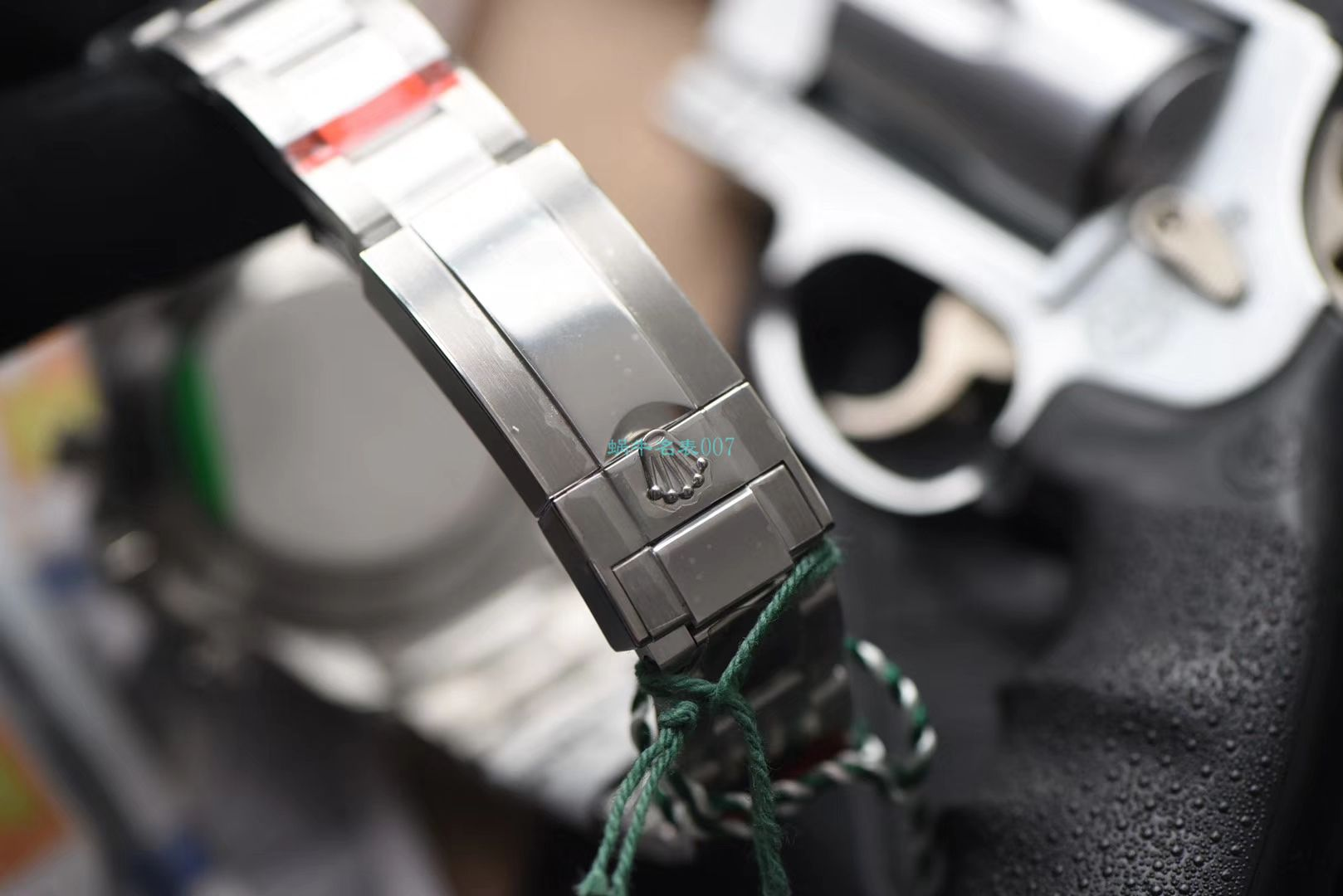 视频评测BL厂劳力士迪通拿满钻冰蓝眼特别版 / R560