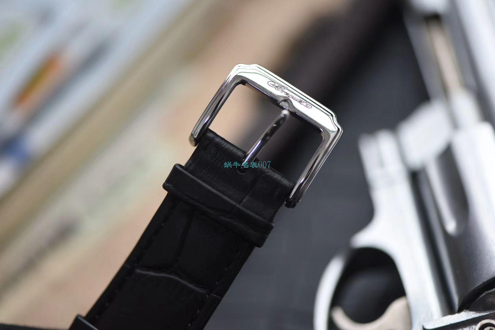 视频评测宝玑经典复杂系列多功能月相腕表 / BZ059