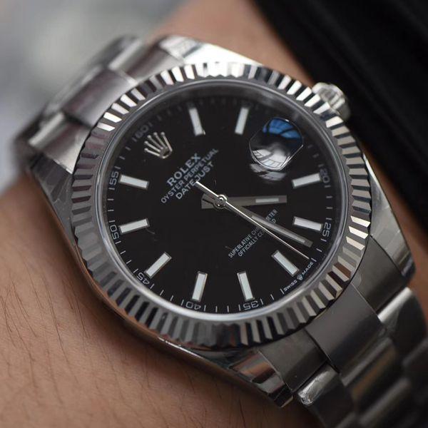 EW厂顶级复刻劳力士日志型系列m126334-0017,m126331-0016等腕表