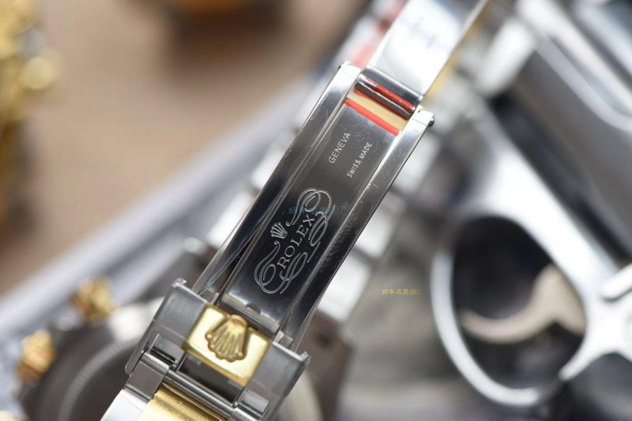 视频评测n厂劳力士迪通拿对比正品价格116523-78593 银色m116503-0004腕表 / R538BEN