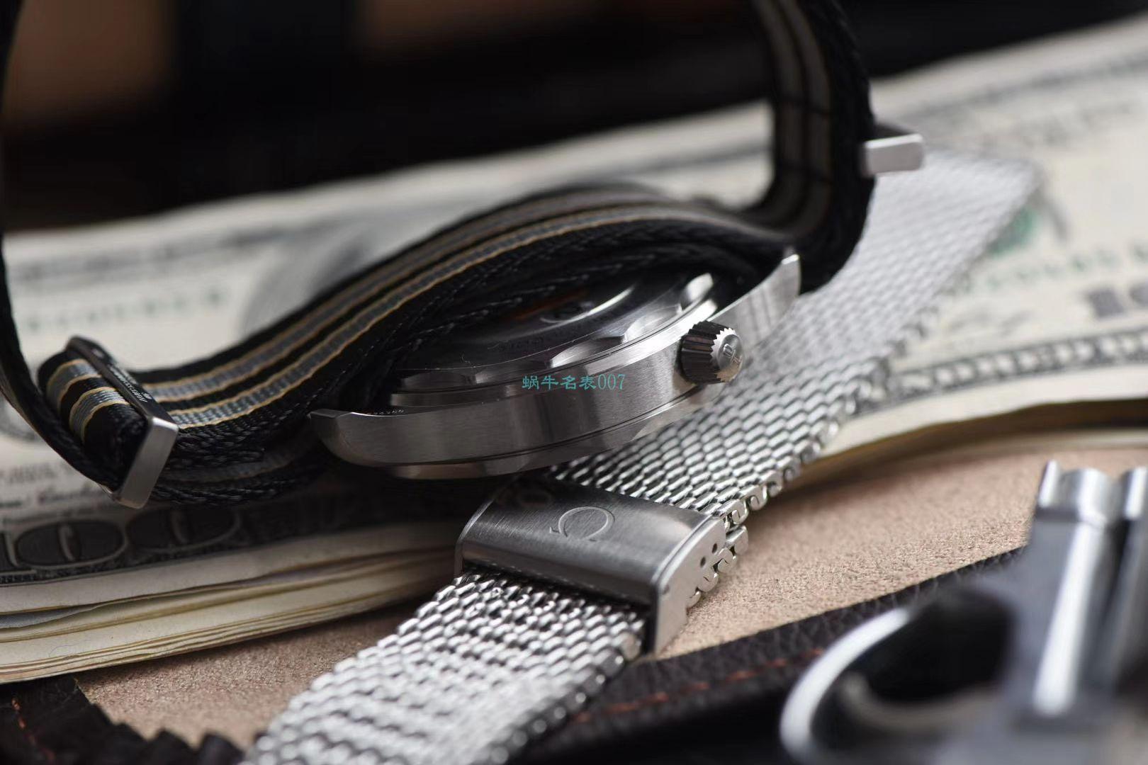 VS厂顶级复刻欧米茄詹姆斯·邦德007无暇赴死海马210.90.42.20.01.001腕表 / M678