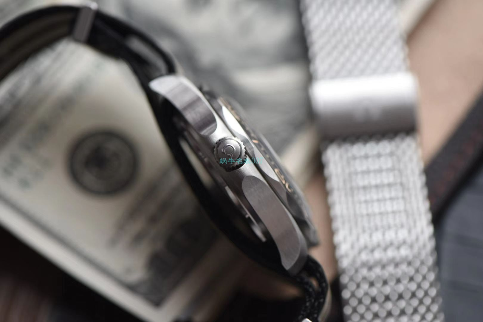 【视频评测VS厂欧米茄詹姆斯邦德007无暇赴死】海马300米210.92.42.20.01.001腕表 / VS680