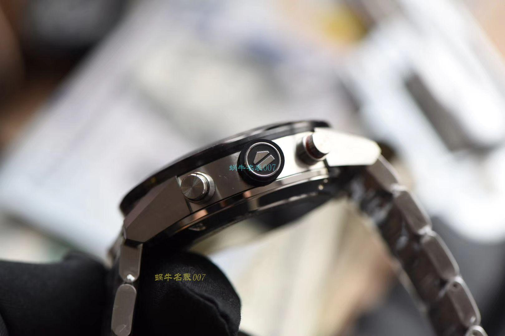 XF厂官网计时码表泰格豪雅卡莱拉系列CAR2A1W.BA0703腕表 / TG090