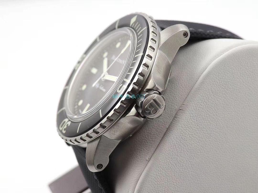 ZF厂超A高仿宝珀五十噚系列5015E-1130-B52A腕表 / BP068
