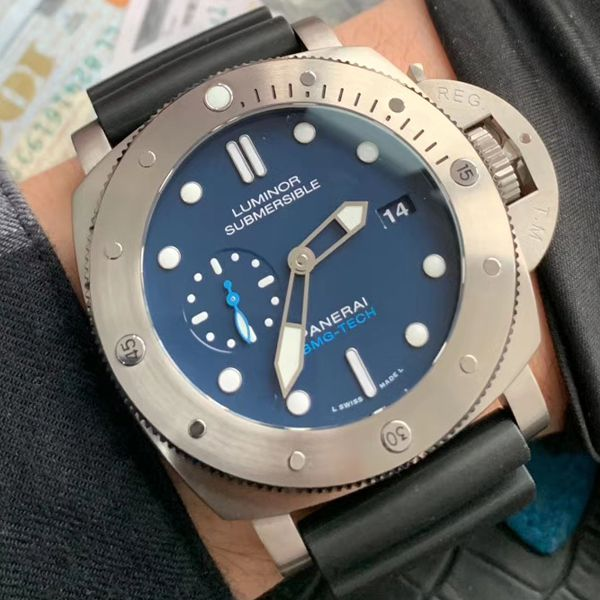 VS厂超A高仿手表沛纳海潜行系列PAM00692,PAM692价格报价