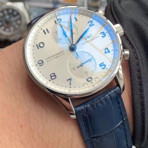 YL厂官网顶级复刻万国葡萄牙葡计V7版本IW371605手表