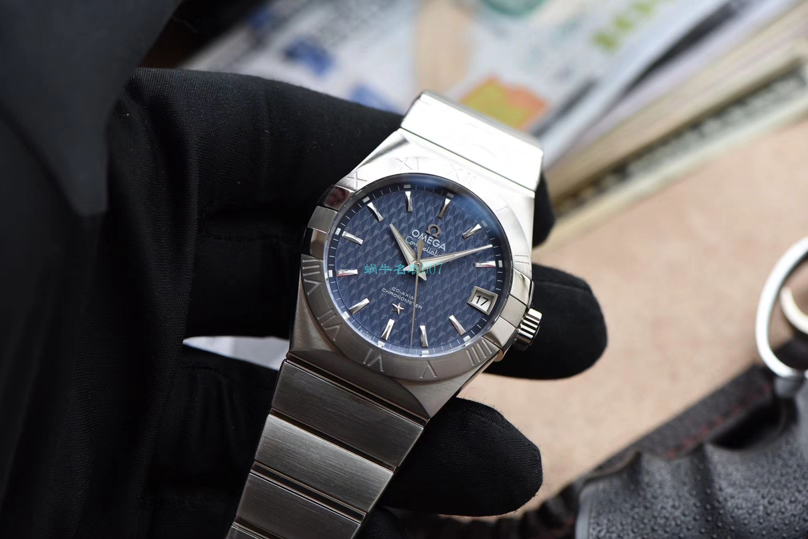VS厂官网欧米茄星座系列123.10.38.21.03.001腕表 / M688
