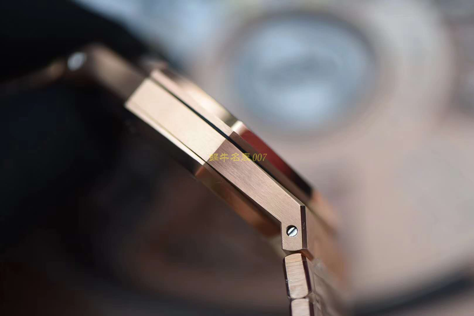 视频评测JF厂复刻AP爱彼皇家橡树15400OR.OO.1220OR.02腕表 / AP191