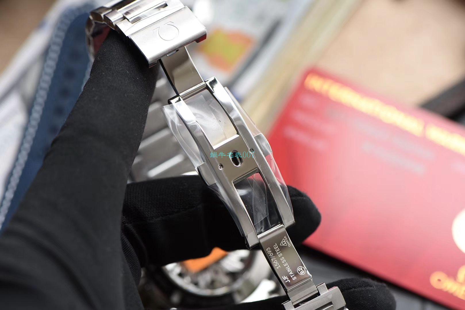 【视频】VS厂官网欧米茄海马150米里约波浪白盘231.10.42.21.02.006腕表 / M691