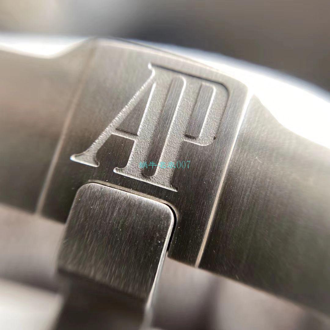 JF厂顶级复刻AP15707爱彼皇家橡树离岸型15707CB.OO.A010CA.01腕表 / AP192