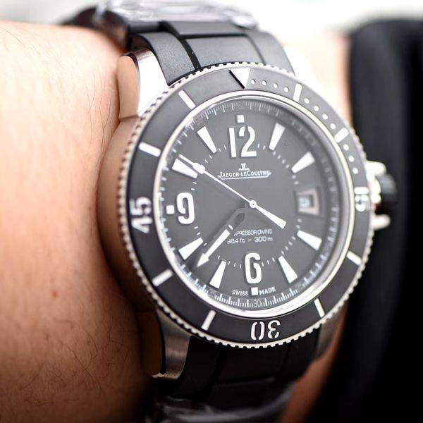 视频评测N厂神器顶级复刻积家极限压缩大师Q2018770腕表