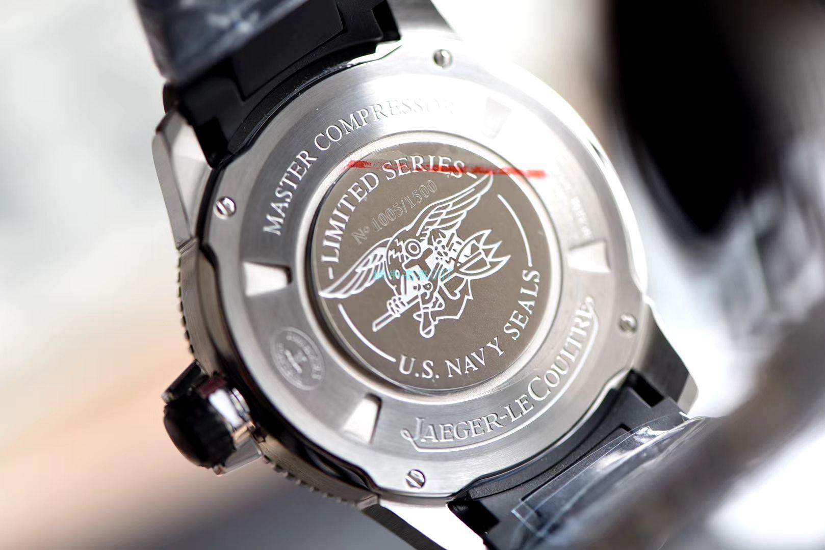 视频评测N厂神器顶级复刻积家极限压缩大师Q2018770腕表 / JJ172