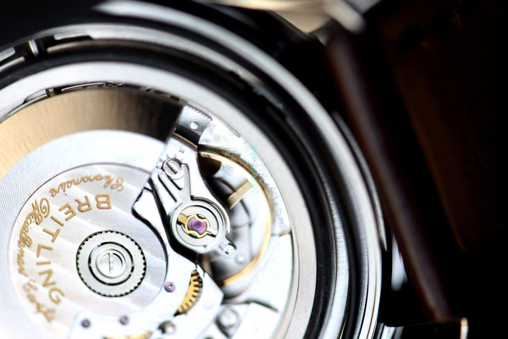 【名表007独家定制瑞士SW机芯】百年灵顶级复刻手表航空计时1系列U17326211G1P1腕表 / BL167