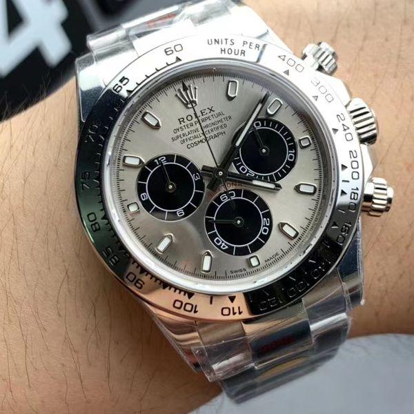 N厂超级4130劳力士宇宙计型迪通拿系列m116509-0072腕表