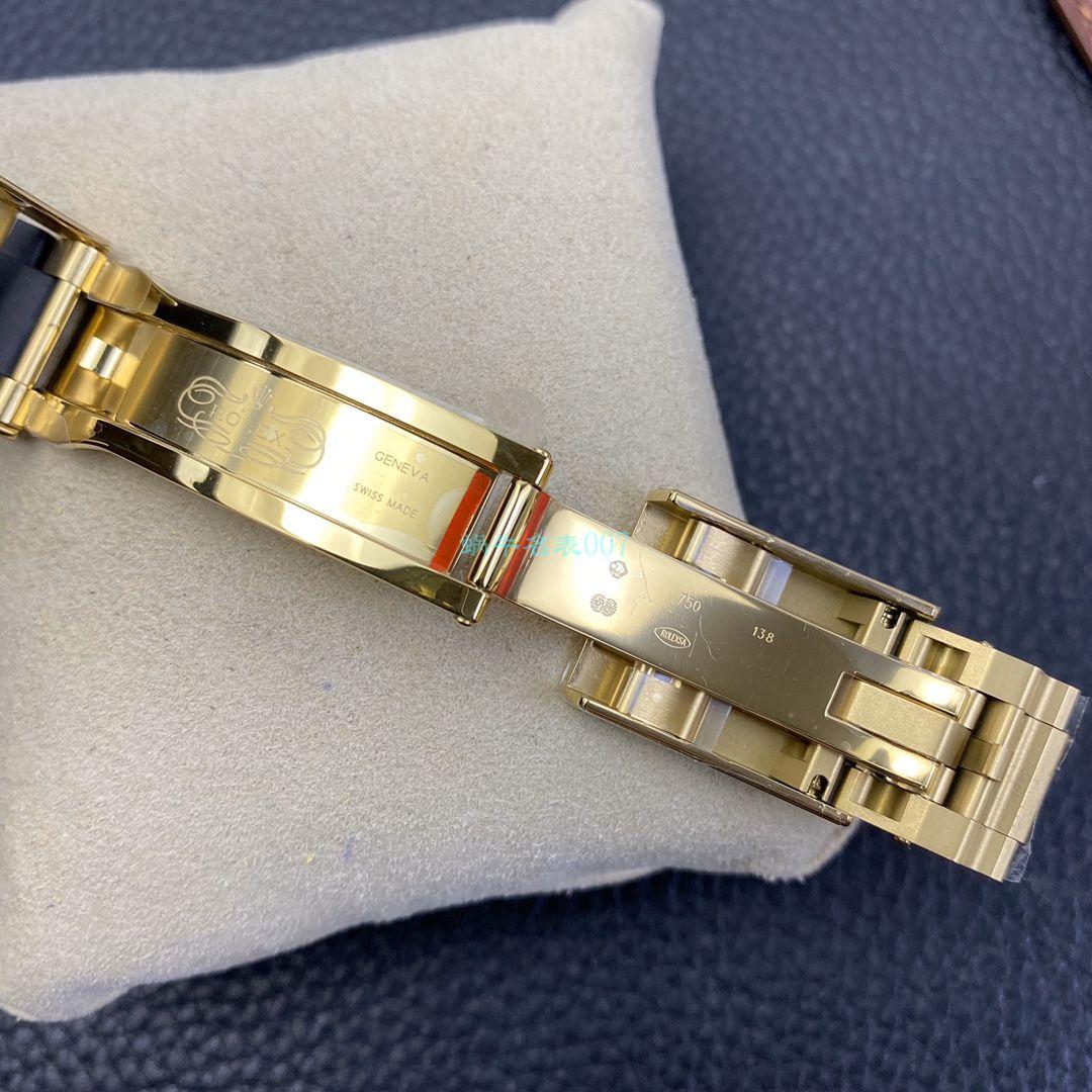 N厂超级CAL.4130机芯劳力士宇宙计型迪通拿系列m116518ln-0043腕表 / R590