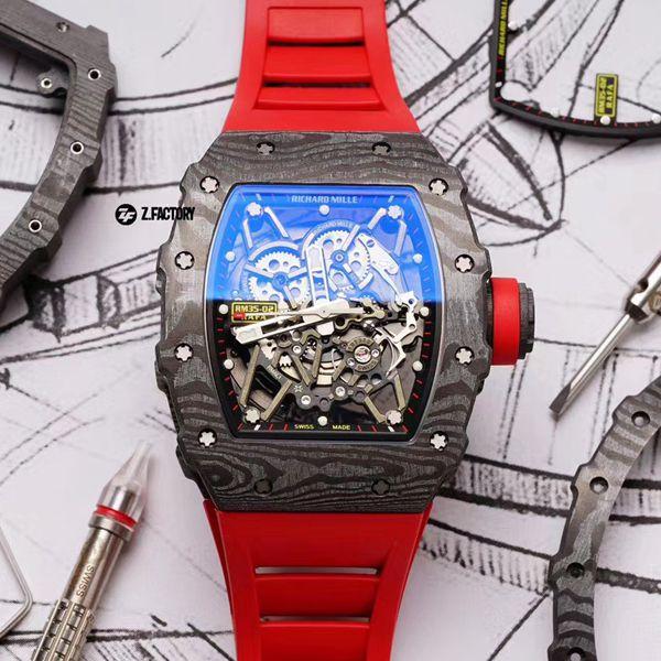 ZF厂超A高仿手表RICHARD MILLE理查德米勒RM 35-02腕表价格报价