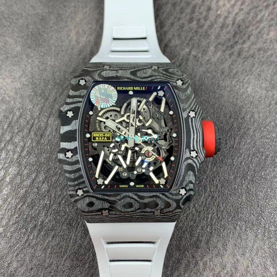 ZF厂超A高仿手表RICHARD MILLE理查德米勒RM 35-02腕表 / ZF03502