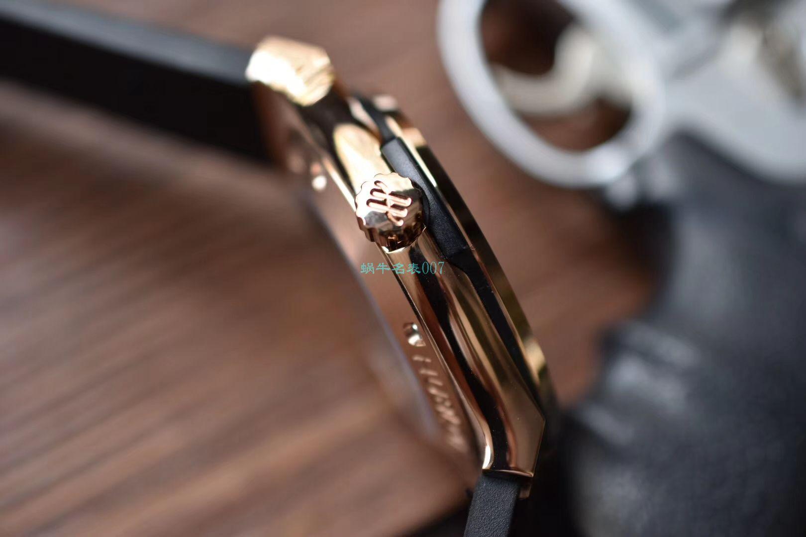 JB厂顶级复刻宇舶陀飞轮经典融合505.OX.0180.LR腕表 / YB091