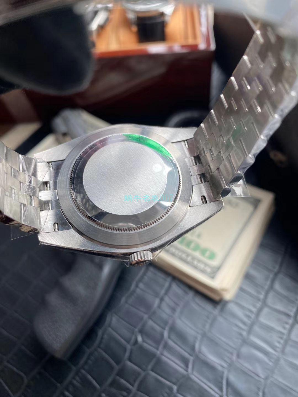 AR厂顶级复刻手表V3版本41日志劳力士日志型m126334-0004腕表 / R598