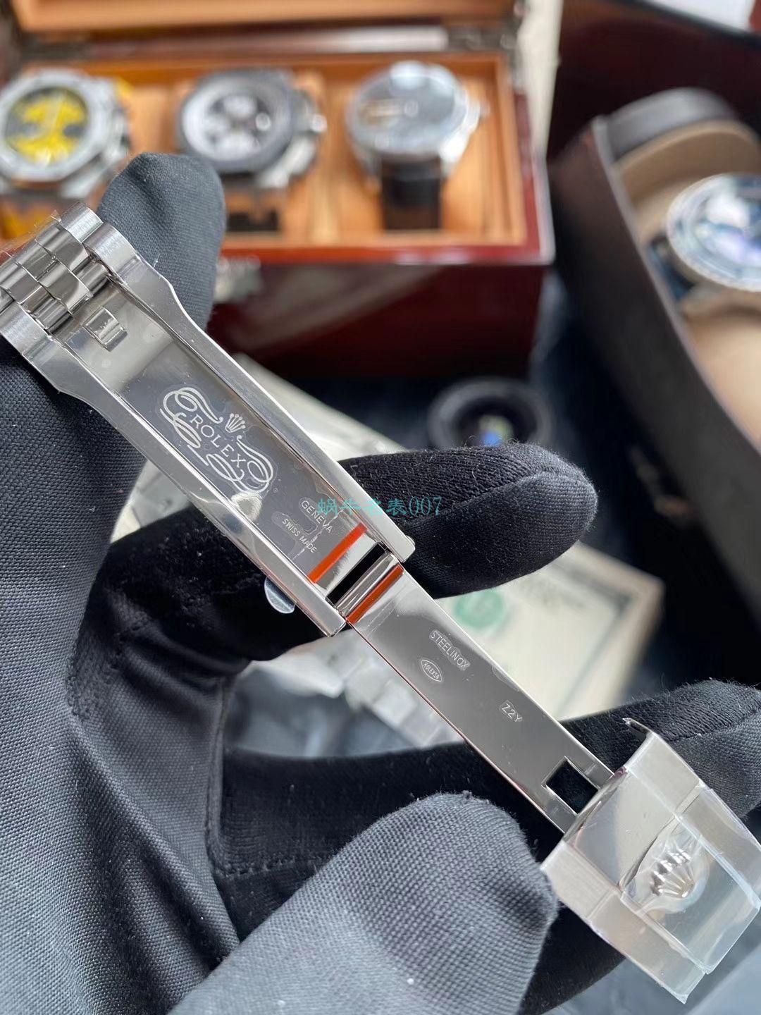 AR厂超A高仿手表41日志劳力士日志型m126334-0018腕表 / R599