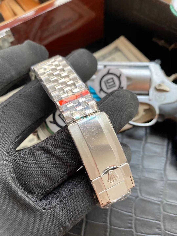 V9厂超A高仿手表劳力士格林尼治型II系列m126710blnr-0002腕表(可乐圈) / R606