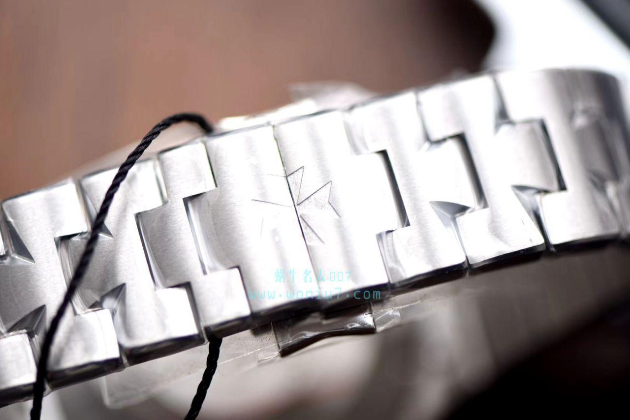 视频评测TWA厂超A高仿手表江诗丹顿纵横四海系列47450/B01A-9227腕表 / JJ221