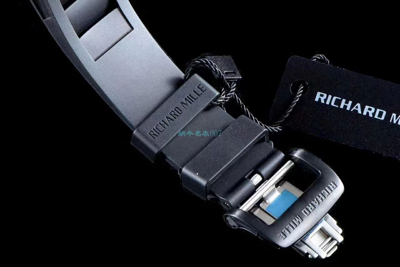 KV厂超A高仿手表理查德米勒RM011菲利普-马萨满钻限定版 / KV011ZUAN